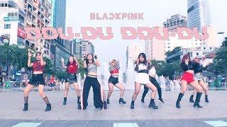 [KPOP IN PUBLIC CHALLENGE] BLACKPINK - '뚜두뚜두 (DDU-DU DDU-DU)' | Dance Cover | B.K.A.V