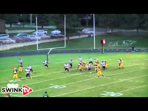 North Union High School vs. Gehlen Catholic High School on 09-27-2013