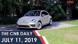 Final VW Beetle Produced, MINI Cooper SE, Porsche Macan