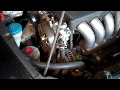 2004 Honda Accord EX DIY Alternator Replacement