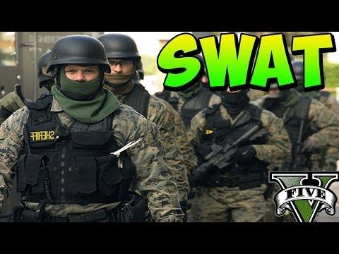 GTA 5 Mods - Swat Mods -