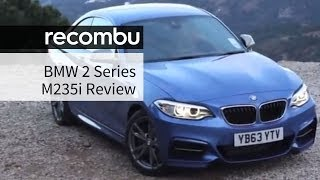 BMW 2 Series M235i Review: Is it worthy of an M badge?