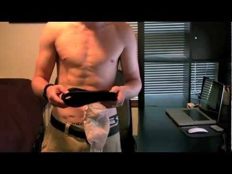 Ostomy care: Stealth Belt
