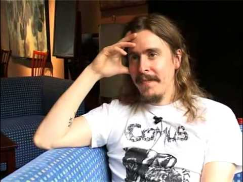 Interview Opeth - Mikael Akerfeldt (part 3)