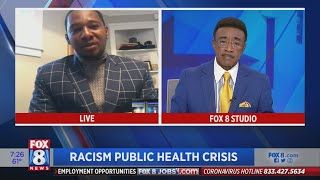 Cleveland City Councilman hopes to declare racism a 'public health crisis' in Ohio