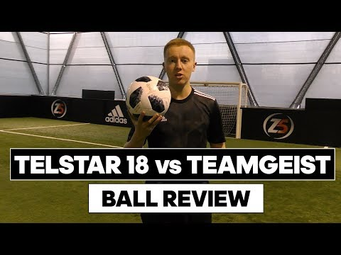 ADIDAS TELSTAR 18 REVIEW | ОБЗОР МЯЧА ТЕЛСТАР | TELSTAR 2018 vs TEAMGEIST 2006