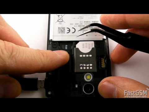 How To Unlock Sony Ericsson Xperia ray (ST18) by USB