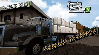 NEW MAP NEW GAME | Ep1 | STAPPENBARCH | Farming Simulator 2017 |