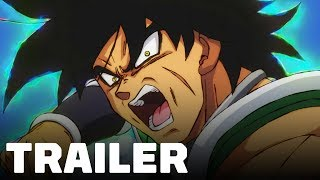 Dragon Ball Super: Broly Movie Trailer #2 - (English Dub Reveal) Exclusive - NYCC 2018