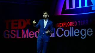 Need For More Youngsters To Start A Conversation | Yash Tiwari | TEDxGSLMedicalCollege