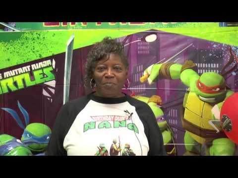 Teenage Mutant Ninja Turtles Birthday Party