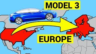 Is Tesla Model 3 Finally Coming to Europe?