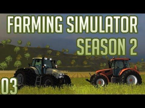 Farming Simulator 2013 w/ Docm77 Season 2:  #3 - URSUS DLC vs. LAMBO MOD
