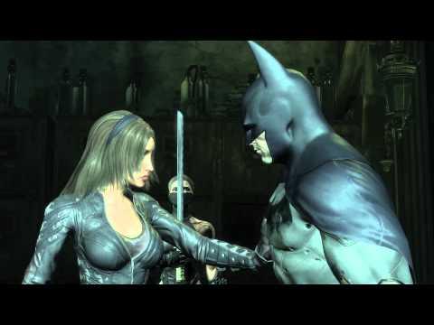 Прохождение игры Batman Arkham City часть 18
