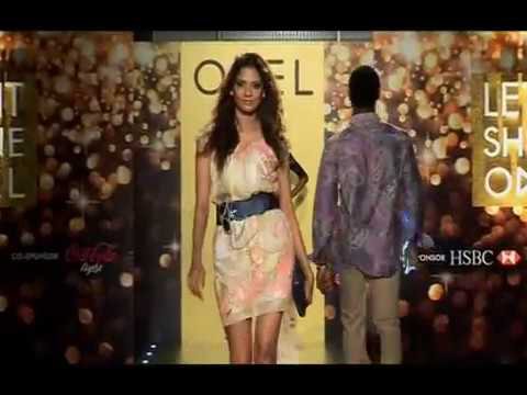 Let it Shine - Odel Fashion show November 2012 - Part 01