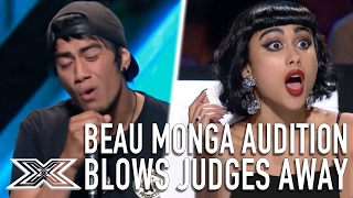 Beau Monga Audition 39 Hit The Road Jack 39 Blows Judges Away X Factor Global