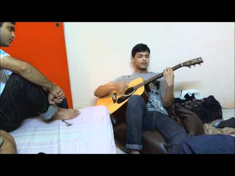 Bheegi Bheegi Raton Mein | Acoustic Guitar | HD
