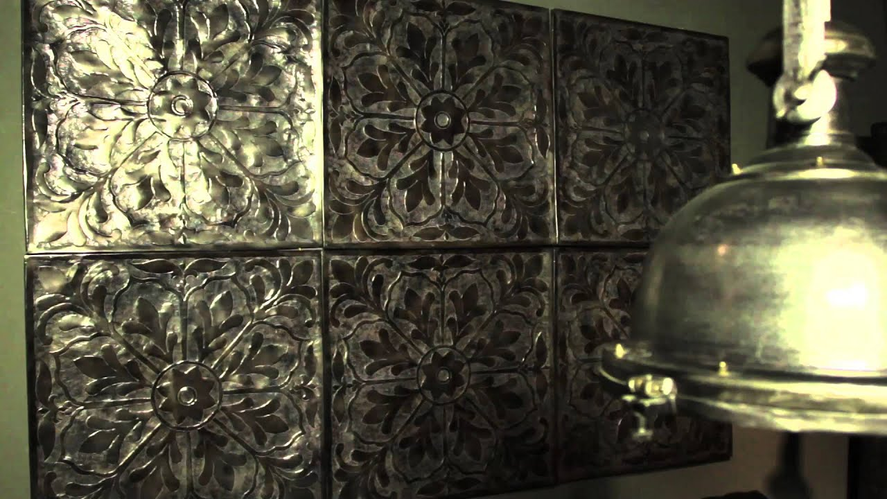 PTMD Collection Wall decoration - YouTube