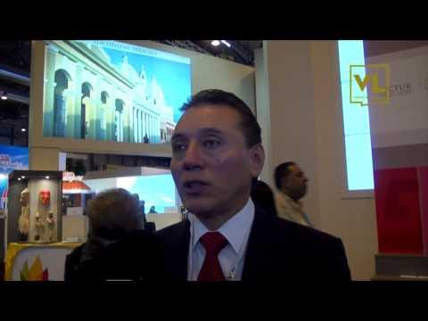 Voices of Leaders Interviews Veracruz, Mexico Tourism Undersecretary Guillermo Mendoza