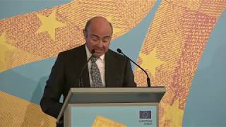 """5 years with the Euro"" conference - Keynote speech"