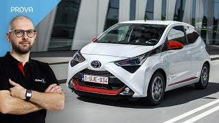Toyota Aygo restyling   Ti connette e ti protegge