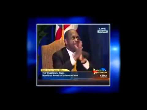 Epic Herman Cain Debate Fail