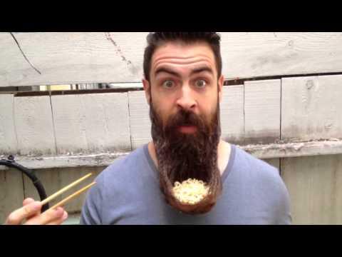 How to eat a Bowl O'Beard Ramen