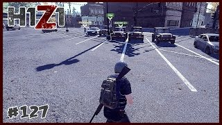 otoparkta gittim I H1Z1 King of The Kill I 3.Sezon 127.Bölüm