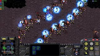Starcraft remastered Sunken Defense EXPERT complete playthrough and map download