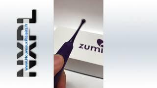 Test du stimulateur clitoridien Zumio