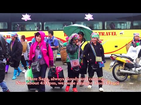 2015 Vacation back to Sapa, Vietnam. Rov mus Sapa. p1/4 (HD)