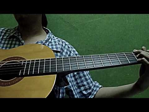 Lupang Hinirang Guitar Instrumental video