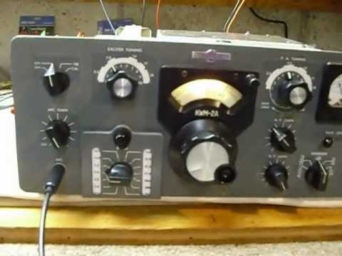 Collins KWM-2A ,restoring amateur radios,fixing amateur radios,KWM-2,KWM-2A,