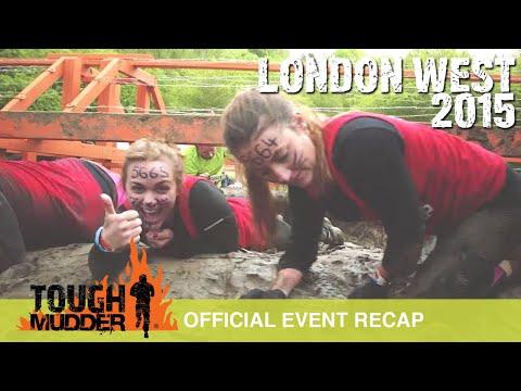 Tough Mudder UK   London West 2015   Official Event Video
