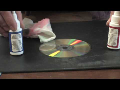 how to clean a ps3 disc when scratched