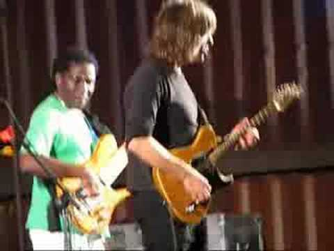 Mike Stern Richard Bona Red Sea Festival Eilat - Yosmusic