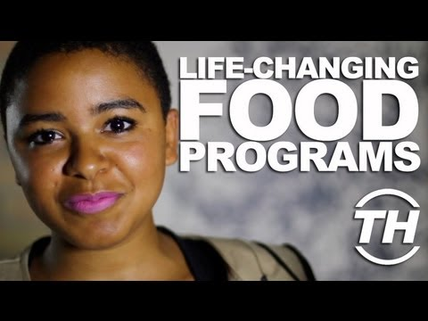 Life-Changing Food Programs - DC Central Kitchen Empowers Community Members Through Involvement