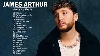 Download J A M E S A R T H U R GREATEST HITS FULL ALBUM - BEST SONGS OF J A M E S A R T H U R  PLAYLIST 2021 Mp3/Mp4