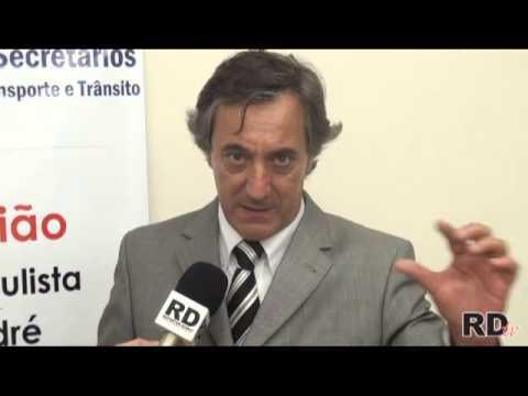 RDtv - Entrevista com Epeus Pinto Monteiro, diretor de Trânsito de Santo André