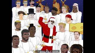 Gridiron Heights, Ep. 15: Santa Claus Gives Gift of Football in Christmas Rap