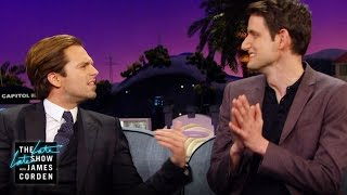 Yearbook Photos with Sebastian Stan & Zach Woods