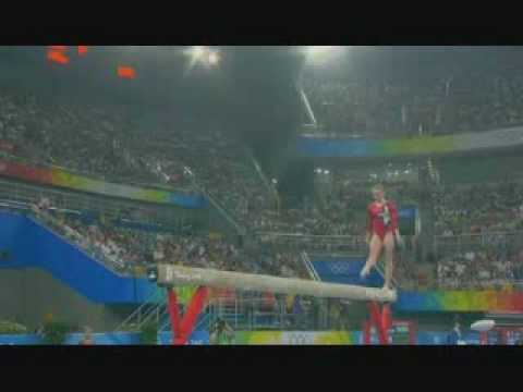Bridget Sloan Quals BB Olympic Games 2008