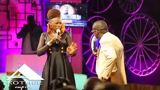 Akothee on Churchill Show