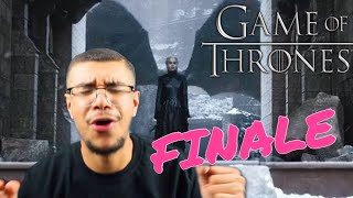 Game of Thrones: Series Finale The Iron Throne - Reaction Review