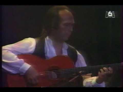 Paco de lucia - Juan Manuel Canizares - Monasterio de sal (Colombiana) - Vienne 1995