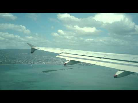 ✈ SilkAir A320 Landing at Cebu Mactan