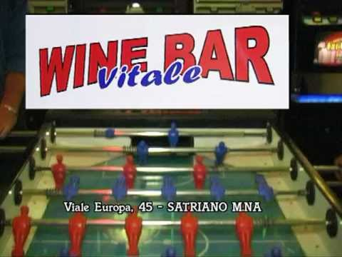 WINE BAR - Via Europa, 45 - Satriano M.na (Cz)