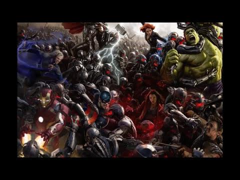 AUDIO Y DESCRIPCIÓN. Comic-Con Trailer Vengadores: Era de Ultron.