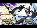Youtube Thumbnail Pokemon UltraSun & UltraMoon - Necrozma Battle Music (HQ)