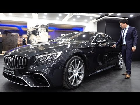 2018 Mercedes S Class Coupe - NEW Full Review AMG S63 4MATIC + Interior Exterior Infotainment